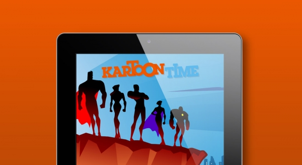 The best of cartoons is on Kartoon Time by Tekka