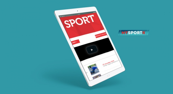 All the news and updates on sports with Mysportk  by Tekka