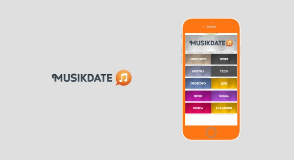 The tuned community: Musikdate by Tekka