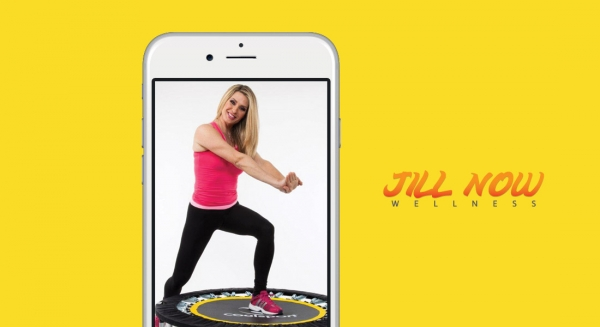 Fitness following the expert advice: Jill Now by Tekka