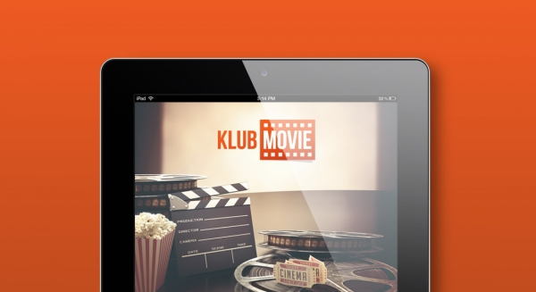 A tech application dedicated to the Cinema: KlubMovie by Tekka